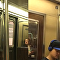 Subway Surfing? New York Man Takes Unconventional Commute
