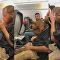 Seemingly Intoxicated Passenger Lights Cigarette on US Flight